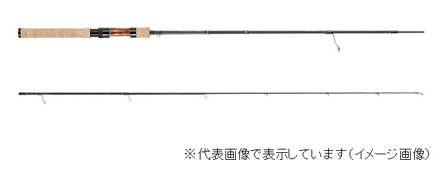 アブガルシア トラウティン マーキス ナノ TMNS-662L-KR