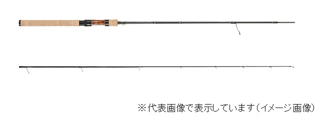 アブガルシア トラウティン マーキス ナノ TMNS-702ML-KR
