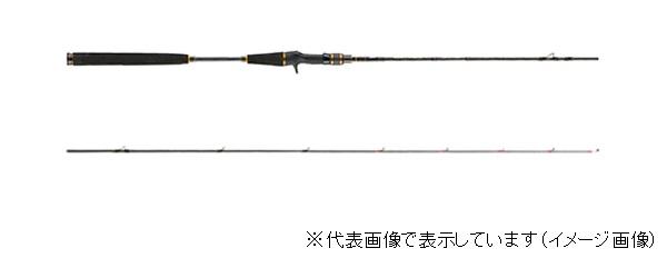 アブガルシア オーシャンフィールド シーバスジギング OFBC-64L/60 (ベイトモデル)