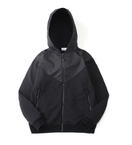 コロンビア ウィリマンテックピークフーディー メンズ M 010(ブラック)