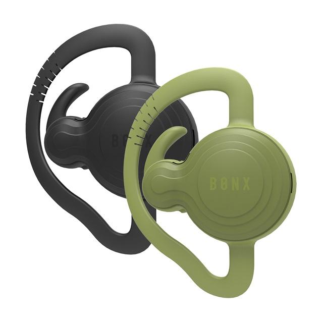 【ポイントアップ 4/1 10:00~4/8 09:59】BONX(ボンクス) Grip BX2-MTBKGN1 2個パッケージ ブラック×グリーン