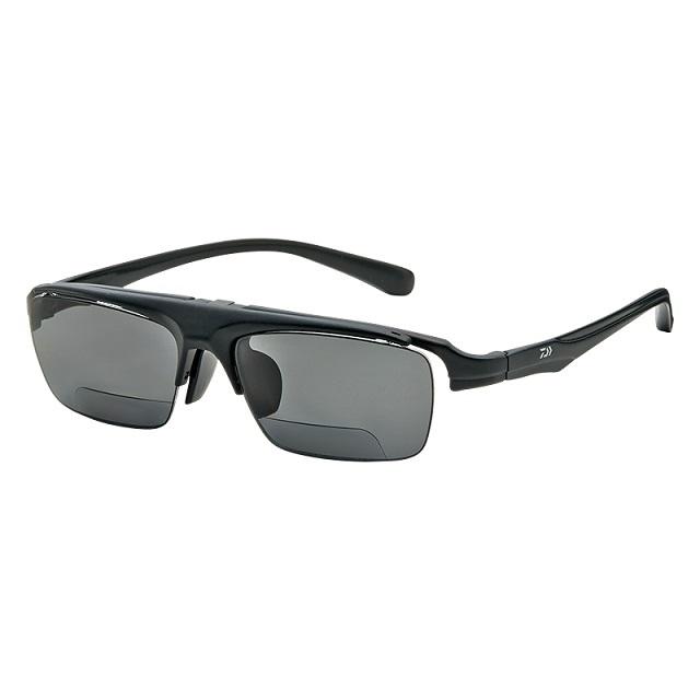 ダイワ  老眼鏡付き偏光グラス DN-40038E グレー
