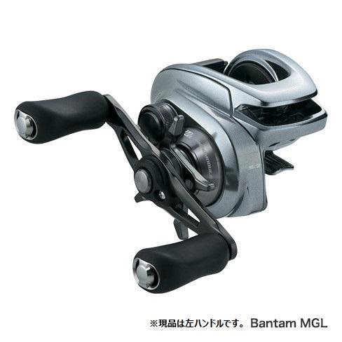 【ポイントアップ 4/1 10:00~4/8 09:59】シマノ 18 バンタム MGL XG L (左ハンドル)