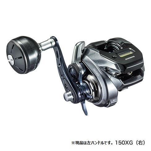 シマノ 18 グラップラープレミアム 151XG (左ハンドル)