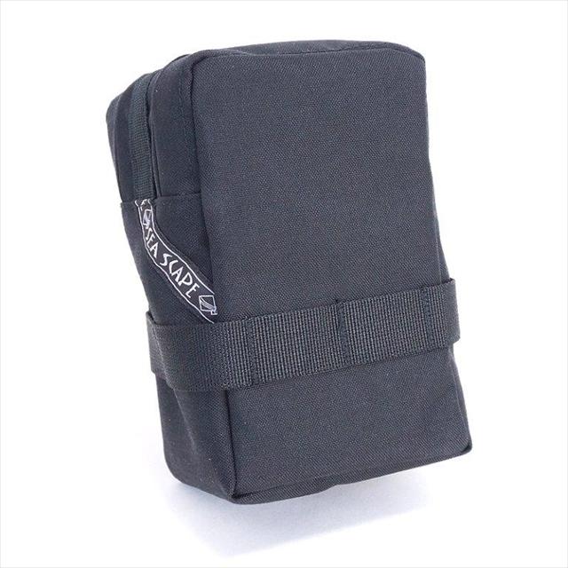 サンテック SEASCAPE Life Vest Zip Pouch(シースケープ ライフベストジップポーチ ) ブラック