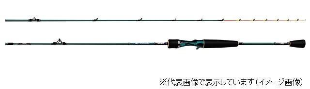 ダイワ エメラルダス AIR AGS N60XULB イカメタル (ベイトモデル 2ピース)