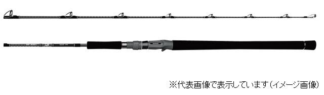 ダイワ BLAST(ブラスト) J60MB・V (ベイトモデル 2ピース) 【np194rod】
