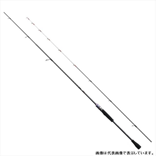 シマノ サーベルマスターSS スティック S610M-S (スピニング 2ピース)
