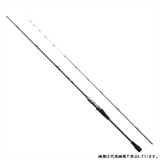 シマノ サーベルマスターSS スティック B608M-S (ベイトタイプ 2ピース)