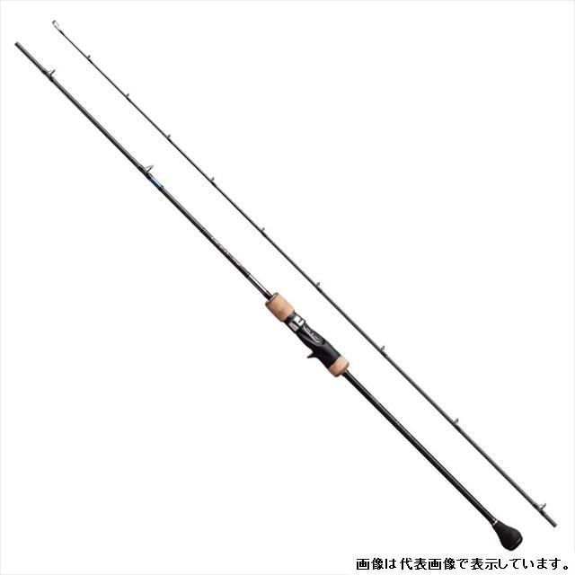 シマノ オシアジガー インフィニティ モーティブ 610-1 (ベイトタイプ 2ピース)