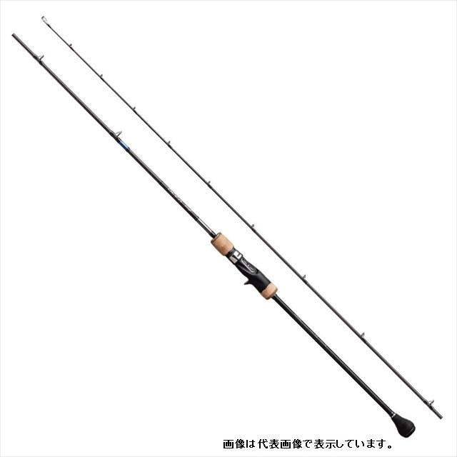 シマノ オシアジガー インフィニティ モーティブ 610-0 (ベイトタイプ 2ピース)