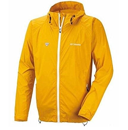 コロンビア ジグザギングジャケット (カラー 705 Golden Yellow) L PM3142