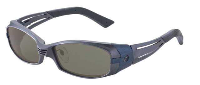 ZEAL OPTICS ジールオプティクス 偏光サングラス VERO(ベロ) 2nd F-1325 ガンメタルネイビー レンズ:トゥルービュー スポーツ