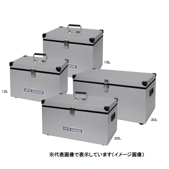 釣武者 メタルクーラー スーパーギガクール 18L