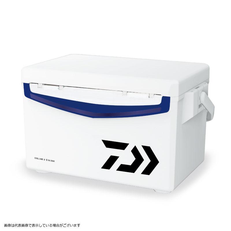 ダイワ クーラーボックス クールライン アルファ2 GU2000X BL(ブルー)