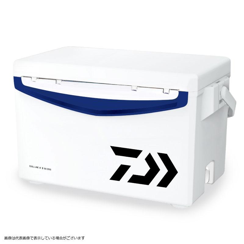 ダイワ クーラーボックス クールライン アルファ2 GU2500X BL(ブルー)