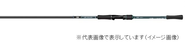 ダイワ エメラルダス MX 72L/MH-S・ET (スピニング 2ピース)