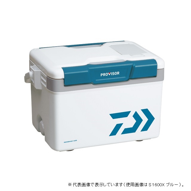 ダイワ クーラーボックス プロバイザーHD S 1600X ブルー
