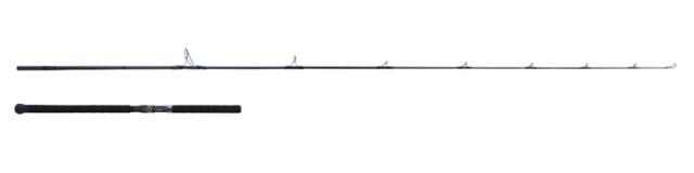 ショアジグロッド スーパーSALE エントリー10倍+5%OFFクーポン ジャンプライズ グリップ脱着式 品質保証 スピニング1ピース 95-2 バックアッパー 限定価格セール
