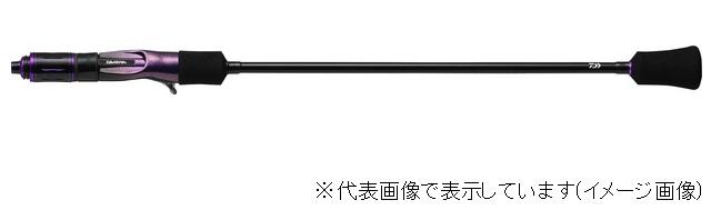 【ポイントアップ 4/1 10:00~4/8 09:59】ダイワ 鏡牙 AIR 60B-4 (ベイトモデル 2ピース)