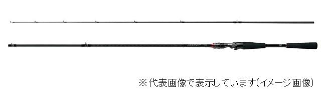 ダイワ HRF (ハードロックフィッシュ) KJ 86MHB (ベイトモデル 2ピース)