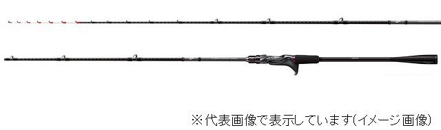 シマノ サーベルマスター エクスチューン テンヤ 82MH180 Right (右巻きリール対応) (ベイト 2ピース)