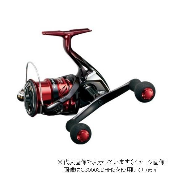 【2月1日限定エントリーで10倍P最大36倍】シマノ セフィア BB C3000SDH (スピニング)