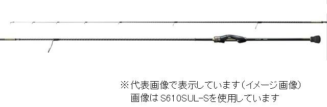 シマノ ソアレSS アジング S74L-S (スピニング 2ピース)