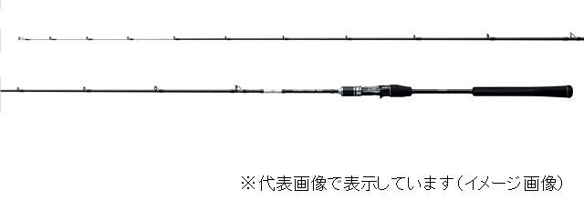 シマノ サ-ベルチュ-ン SS B68MLS (ベイトモデル 2ピース)