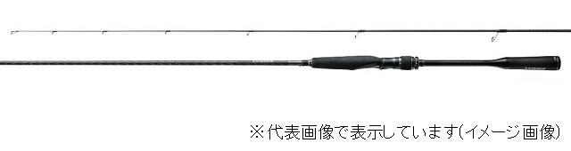 シマノ 18 エクセンス ジェノス S810ML/R (スピニング 2ピース)