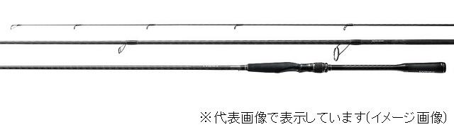 シマノ 18 エクスセンス ジェノス S92ML/F-3 (スピニング 3ピース)