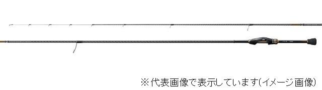 シマノ 18 ソアレ SS S76ULS (スピニング 2ピース)