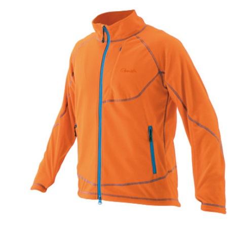 がまかつ GM3501 ファインフリースジャケット オレンジ L