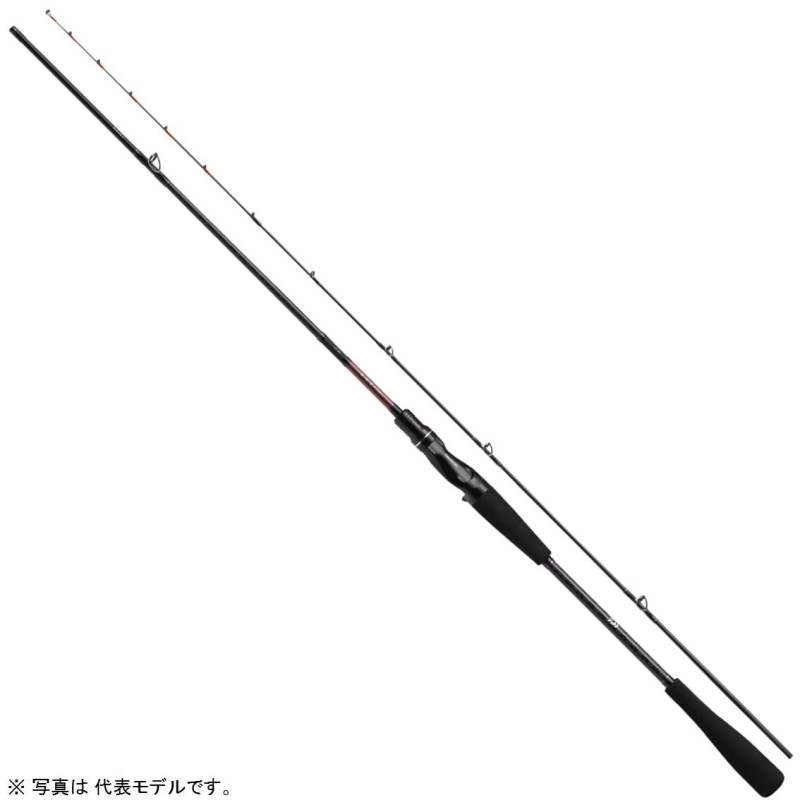 ダイワ 紅牙X 69MHB 【np194rod】