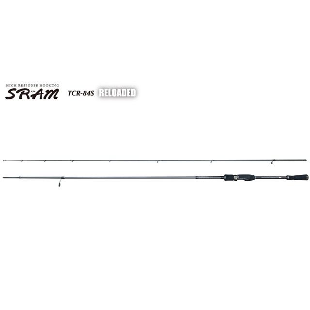 ティクト(TICT) スラム(SRAM) TCR-84S (スピニング/2ピース)