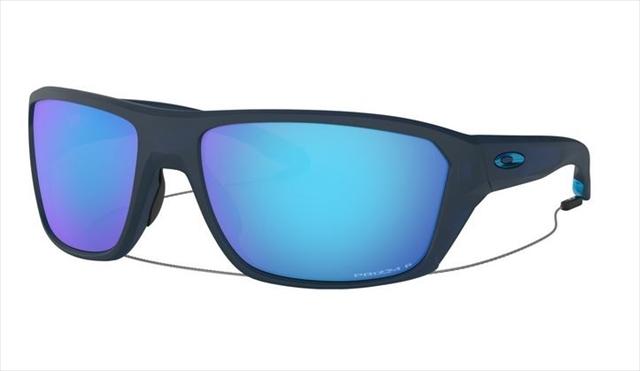 【お買い物マラソン エントリーで゙ポイントup】 オークリー 偏光グラス OO9416-0464 SPLIT SHOT / Matte Translucent Blue 【期間7/19 20:00~7/26 01:59】
