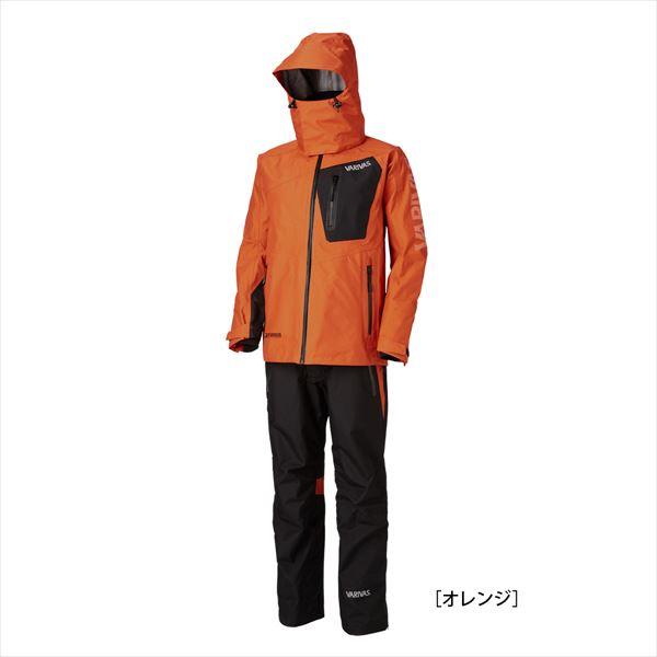 【お買い物マラソン 4月】バリバス ドライアーマー アクティブレインスーツ VARS-12 オレンジ M【4/9 20:00~4/16 01:59】