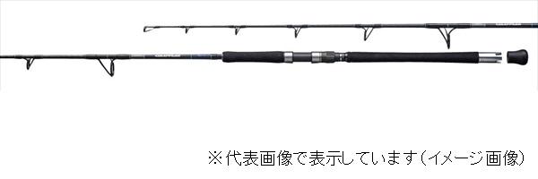 シマノ 19 グラップラー タイプJ S60-4 (スピニング 2ピース)