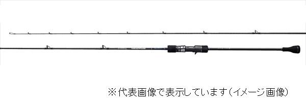シマノ 19 グラップラー タイプSJ B68-4 (ベイト 2ピース)