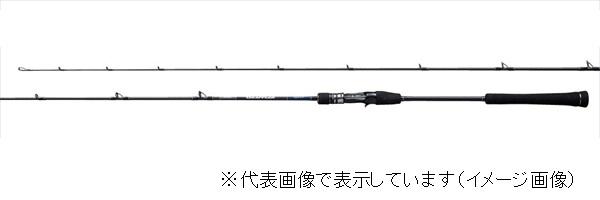 【エントリーでポイントup】 シマノ 19 グラップラー タイプLJ B66-0/スーパーライトジギング (ベイト 2ピース) 【期間6/10 10:00~6/13 09:59】