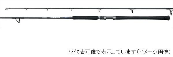 シマノ 19 グラップラー タイプC S82MH (スピニング 2ピース)