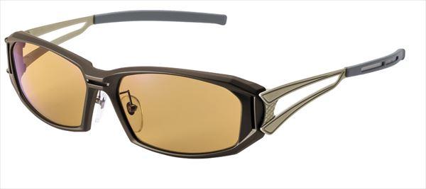 ZEAL OPTICS ジールオプティクス VanqX(ヴァンク) F-1765 フリー ブラウン/ゴールド 偏光グラス