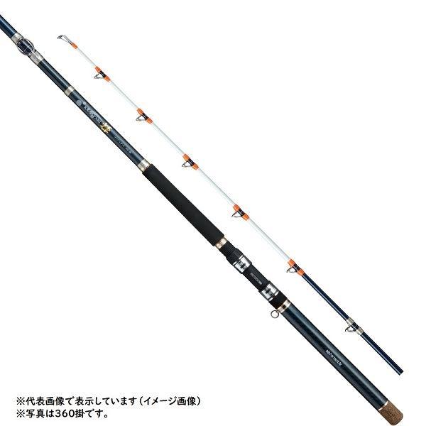 アルファタックル 輝 テリハチメ 360乗 (スピニング/3ピース)