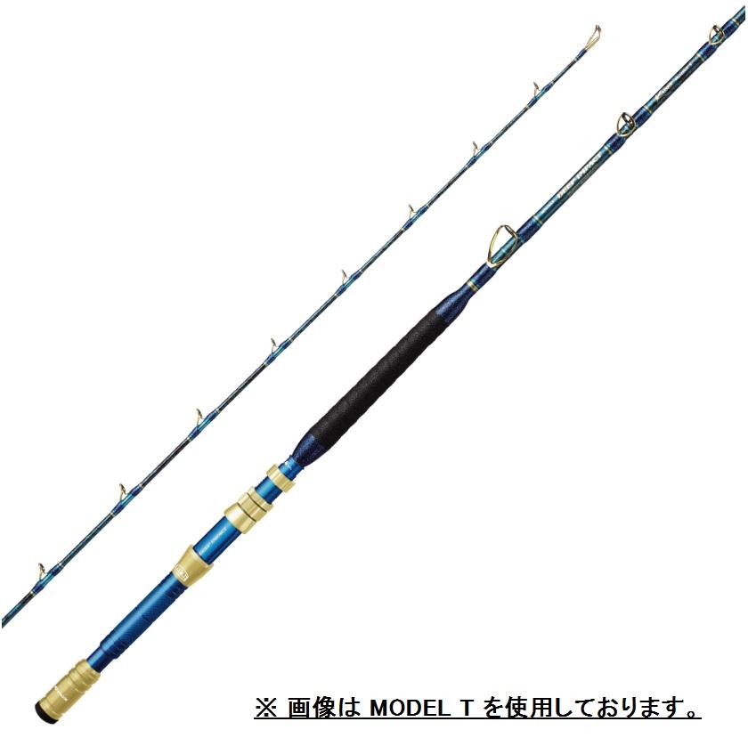 アルファタックル ディープインパクト カイザー(KAISER) MODEL-G 210 (1ピース バットジョイント)