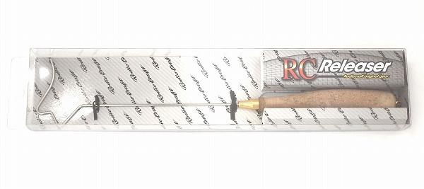 【大感謝祭全品エントリー10倍最大43倍】ロデオクラフト リリーサー コルクver ♯ゴールド【期間12/19 20:00-12/26 1:59】