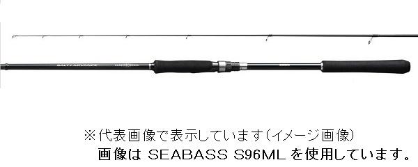 シマノ 19ソルティアドバンス シーバス 96M