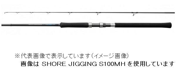 シマノ 19ソルティアドバンス ショアジギング 100M