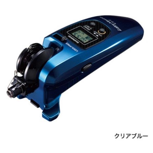 【スーパーSALEエントリー10倍最大43倍】シマノ リール 19 レイクマスター CT-T クリアブルー