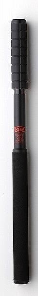 ジャッカル RGM(ルースターギアマーケット) SPEC(スペック).1 210 ブラック 振り出し式ロッド