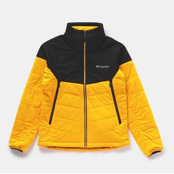 コロンビアスポーツ PM3791 クレストトゥクリークジャケット 733 M